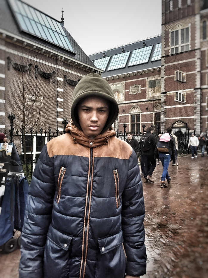 """How to visit Amsterdam in two days. With a teenager - """"The Tall Young Gentleman"""""""