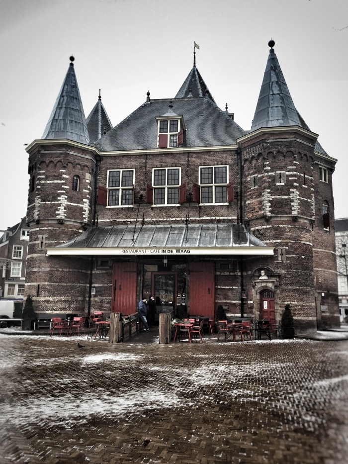 How to visit Amsterdam in two days. With a teenager - You might be surprised at what you might see!