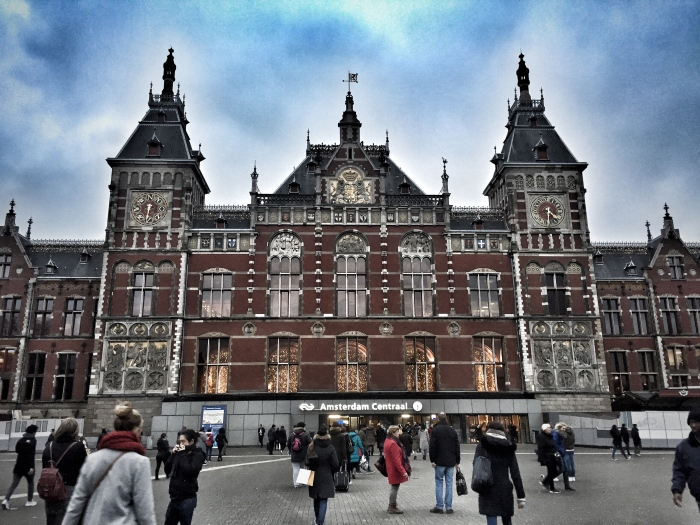 How to visit Amsterdam in two days. With a teenager!