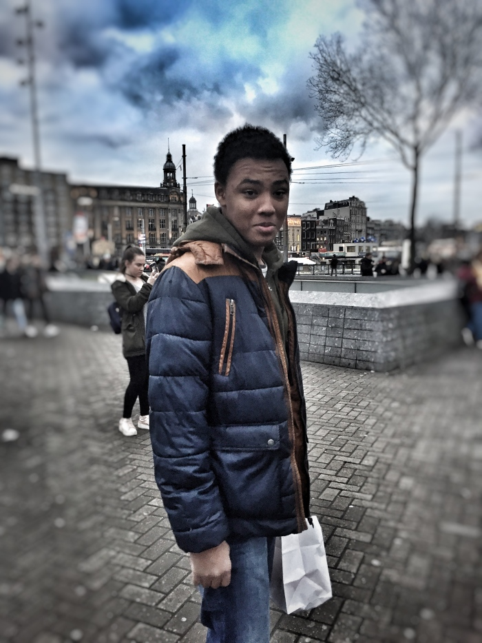 "How to visit Amsterdam in two days. With a teenager - ""The Tall Young Gentleman"""