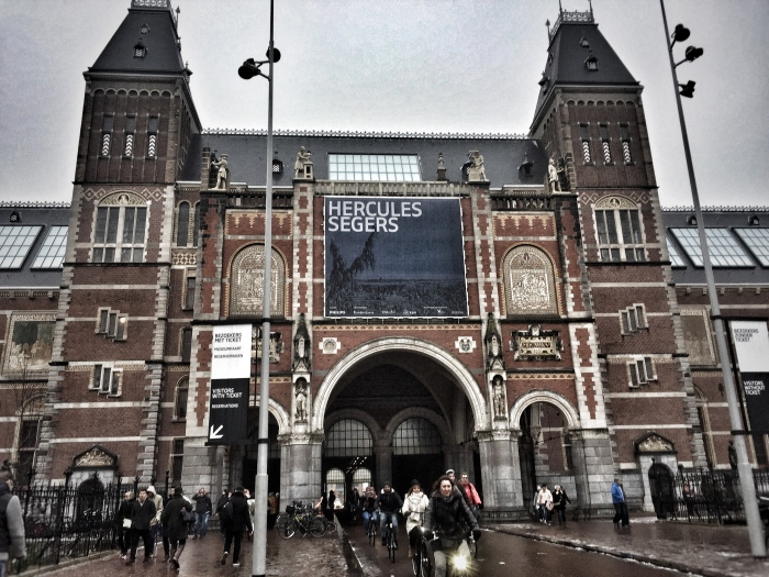 How to visit Amsterdam in two days. With a teenager - Visit a museum!