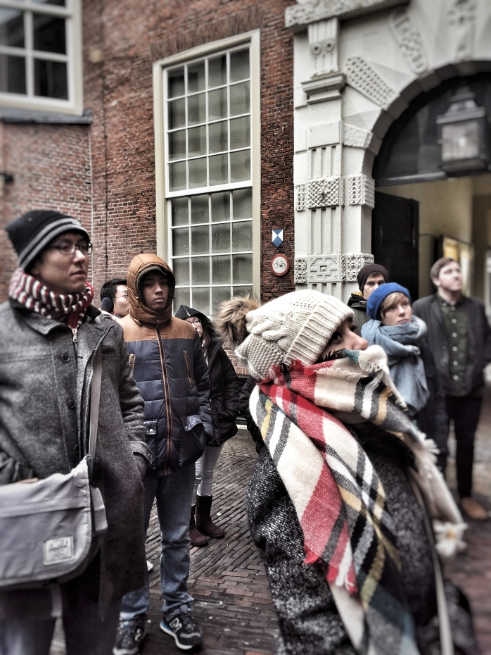 How to visit Amsterdam in two days. With a teenager -