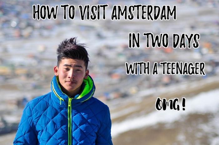 Porn girl teen boys of amsterdam