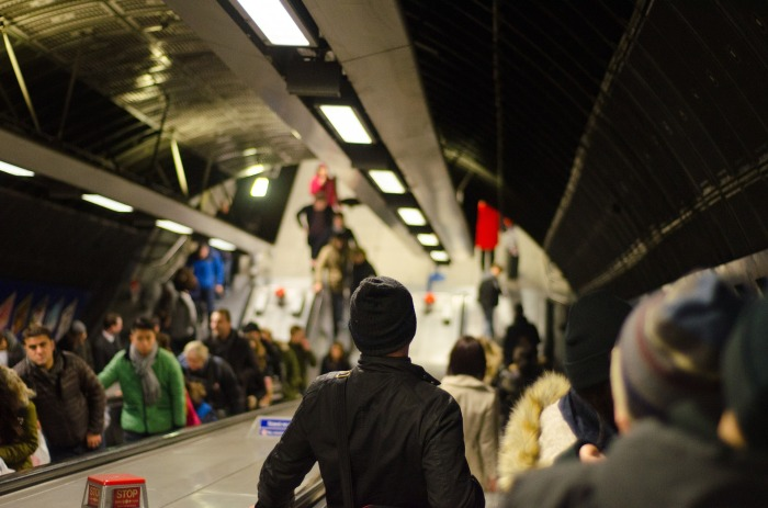 Don't be afraid to talk to locals or your fellow travellers on the European train!