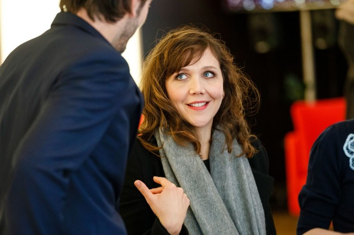 Diego Luna & Maggie Gyllenhaal at the Berlinale. ©Berlinale