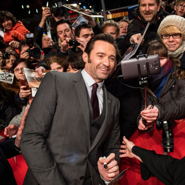 Hugh Jackman - Logan ©Berlinale
