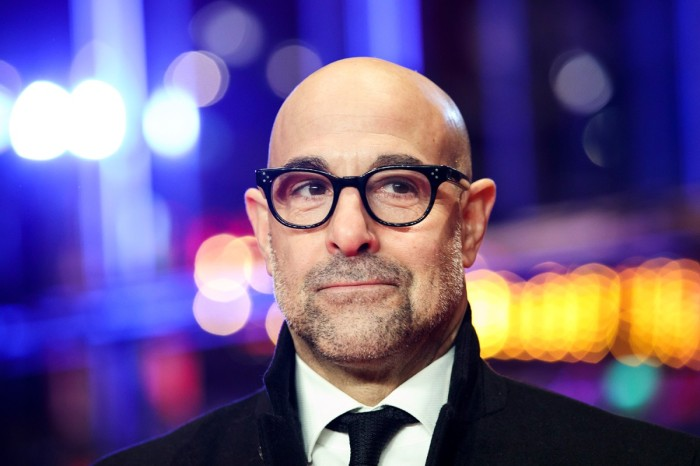 Stanley Tucci as the marvellous Director of the film - Final Portrait, at the Berlinale. ©Berlinale