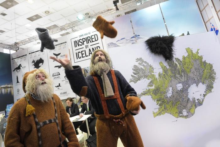 ITB Berlin- Iceland - ©2017 Messe Berlin
