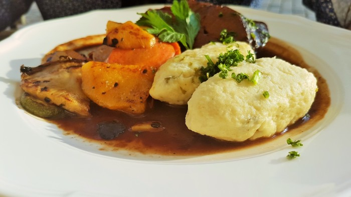 A 5 minute guide to Saxon food in Dresden. Now isn\'t that just cute ...