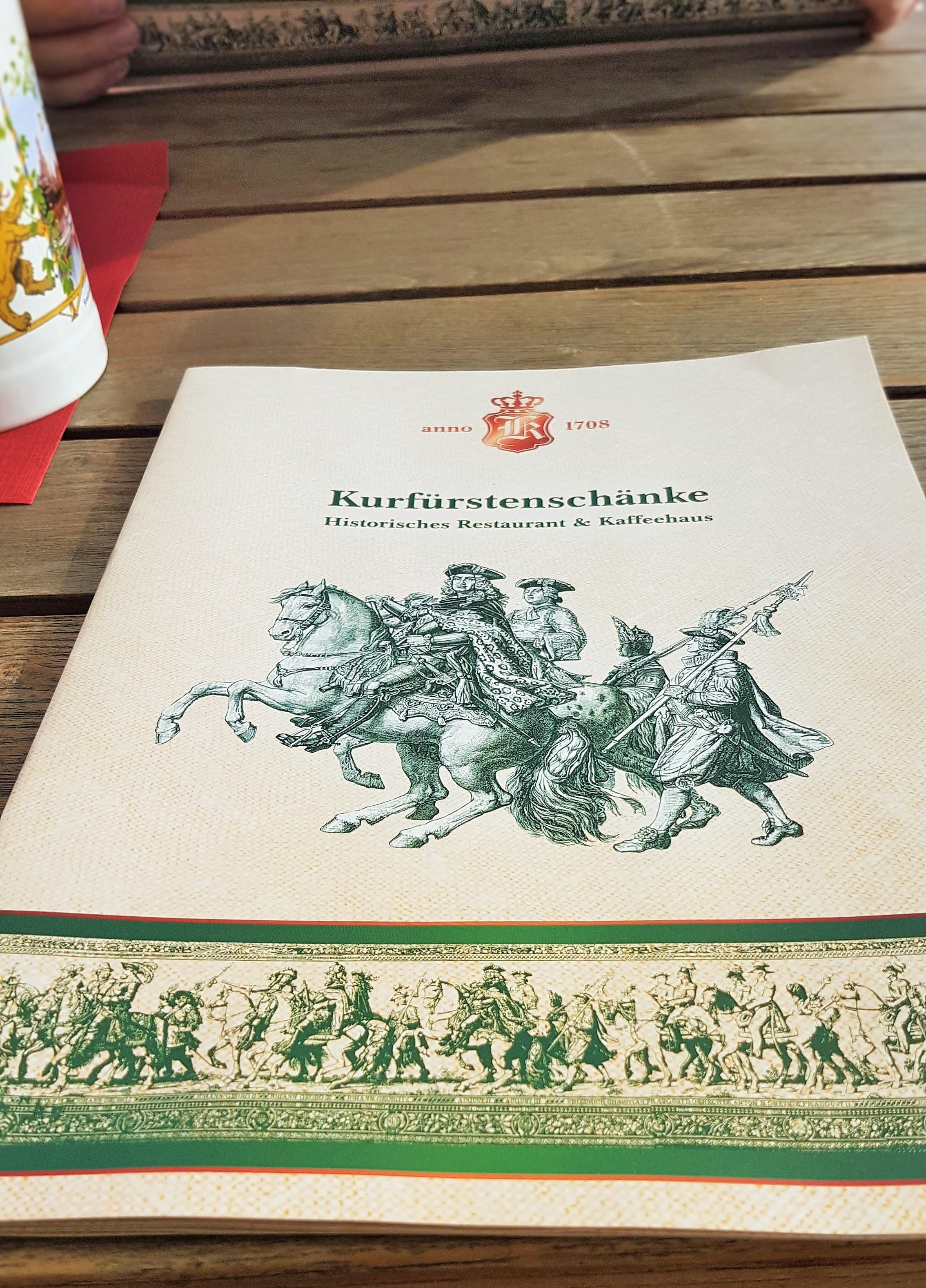 The Kurfürstenschänke historical restaurant and guest house in ...