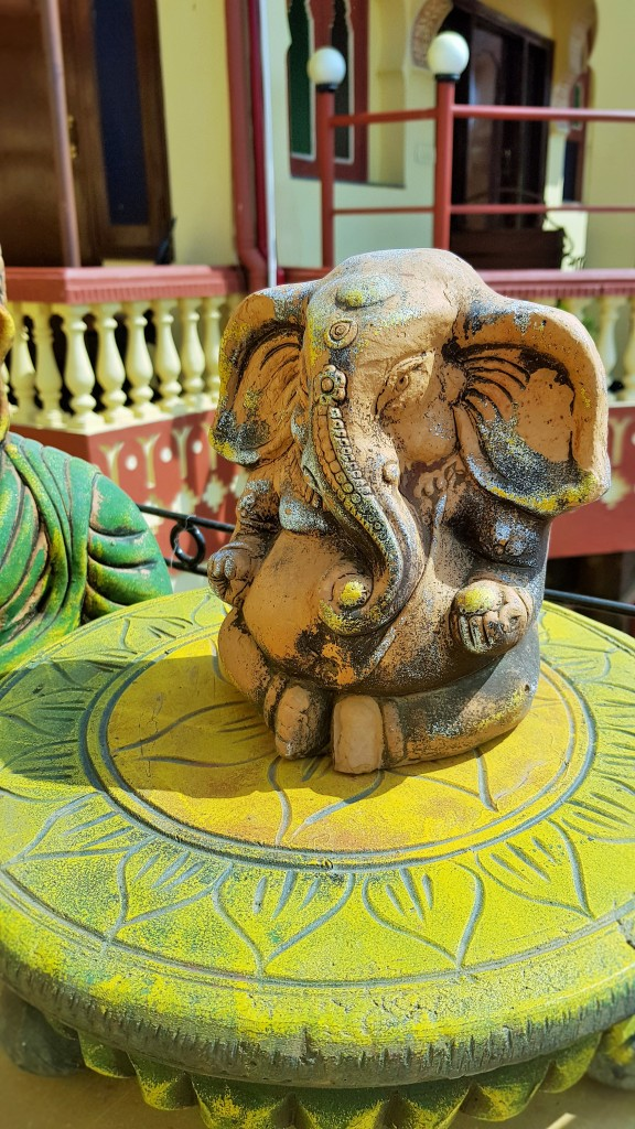 elephant; holy elephant; Lord Ganesh; Ganesh; Ganesha; elephant god; god; Indian god; Hindu god; Hindu; god; gods; Umaid Bhawan - Heritage Style Hotel; Umaid Bhawan Hotel; Umaid Bhawan; Umaid; Hertitage Style Hotel; Hertiage Hotel; Haveli Hotel; Haveli; Hotel; Umaid Bhawan Jaipur; Jaipur Hotels; Hotel in Jaipur; Indian culture; local culture; Jaipur; Pink City, Rajasthan; Land of Kings; heritage; India; Indian