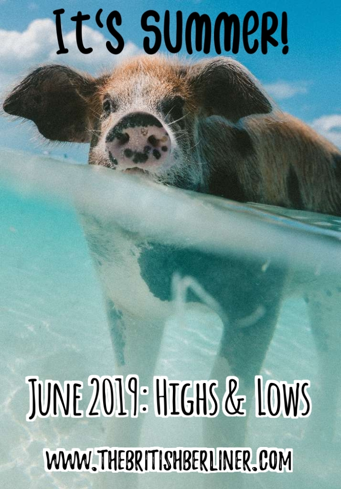 It's Summer! June 2019 Highs & Lows