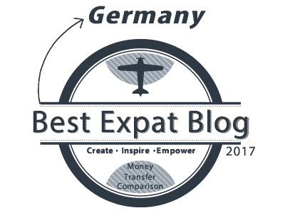 Best Expat Blog 2017 - Germany!