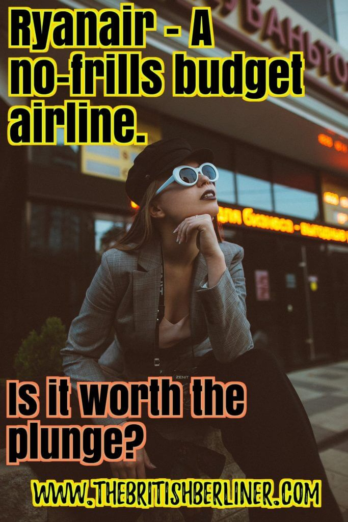 airline. Is it worth the plunge?; airline; ryanair; budget airline; cheap airline; nofrills airline; flight; flying; come fly with me
