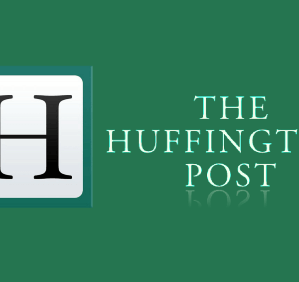 The Huffington Post Logo; The Huffington Post; Huffington Post; Huffington; Logo