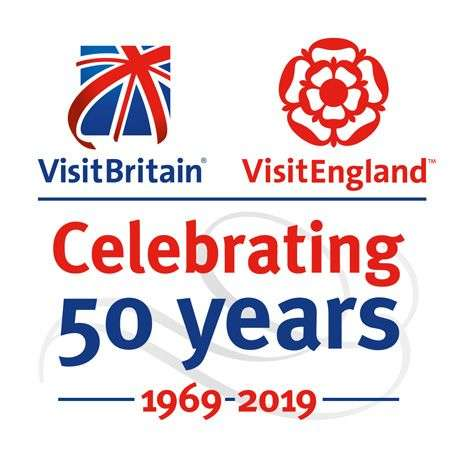 Visit Britain; Britain; Visit England; England; Celebrating 50 years; 50 years; 50; celebration; tourism; British; English; UK; 1969 - 2019;
